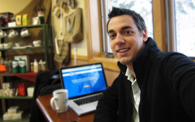 Bradley Gauthier - Digital Nomad